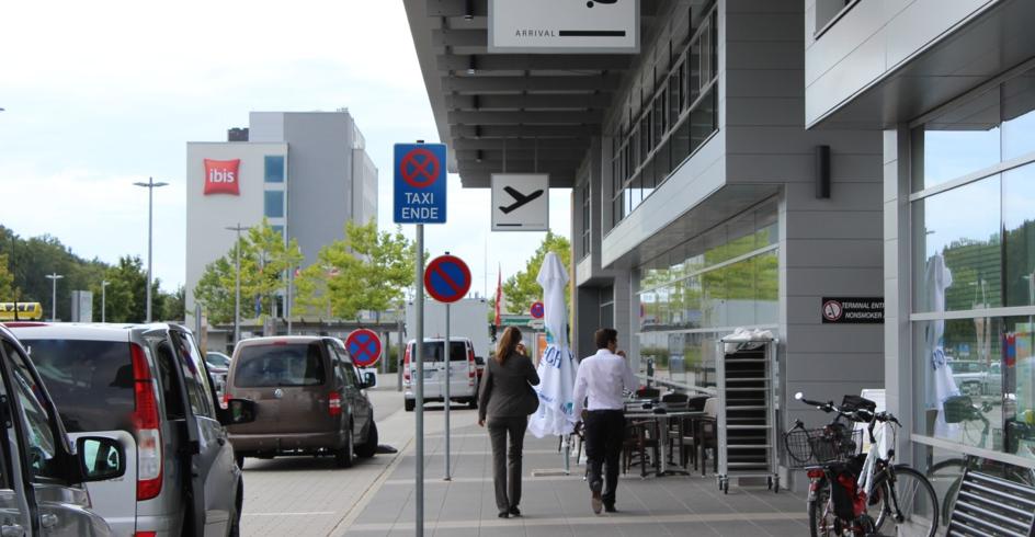Taxi Friedrichshafen